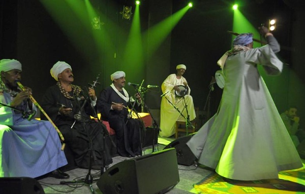 Musicians of Nile