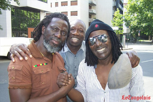 Tiken Jah Fakoly a Alpha Blondy